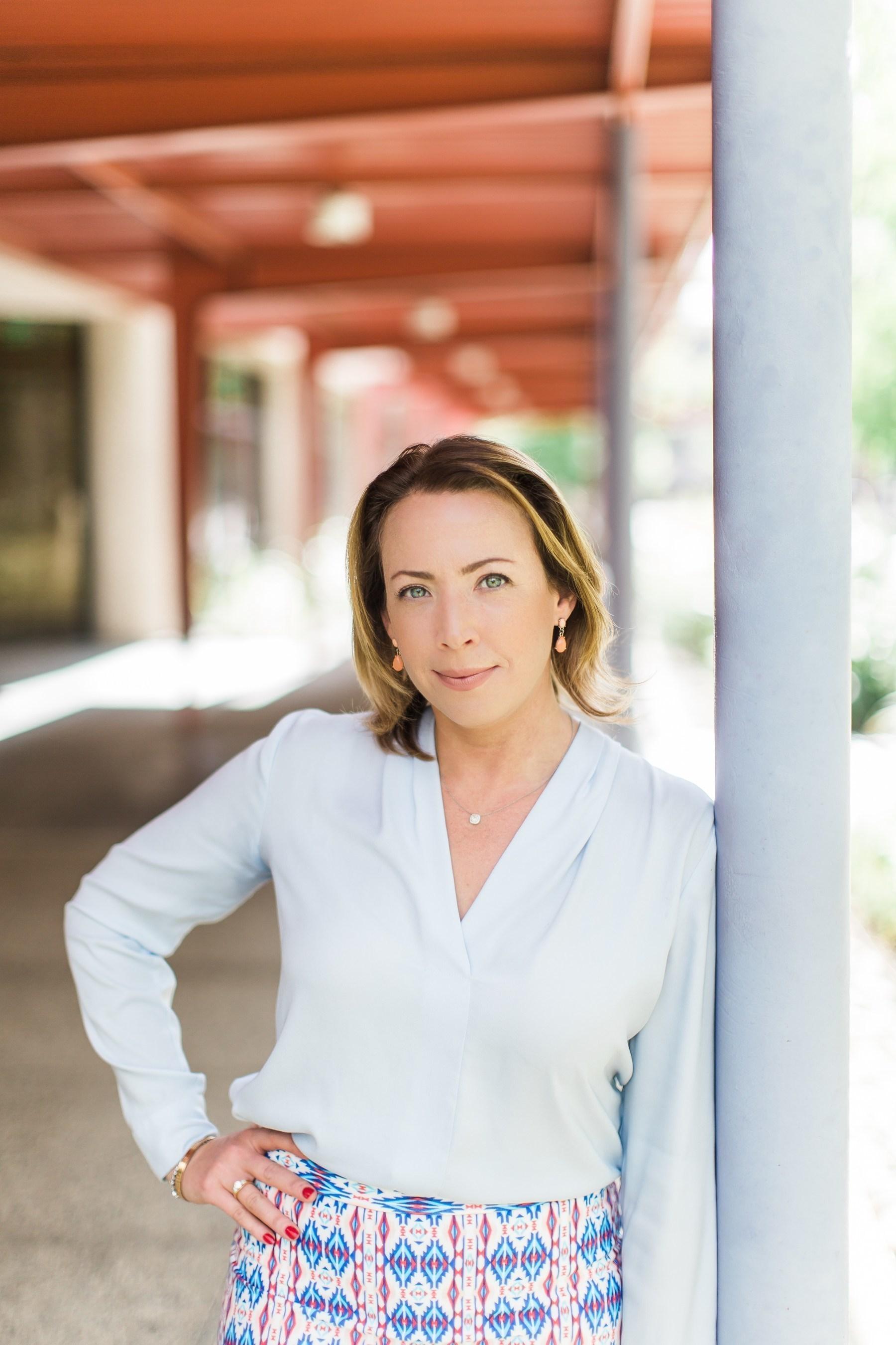 Suzie Elliott, Head of Human Resources for Farmers Insurance