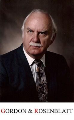 Dr. Gilbert Gordon of Gordon Rosenblatt Has Been Selected as 2016's Guest of Honor on Strathmore Online Radio