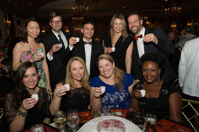 International Advertising Association NYC Winter Ball 2013: A Night at a Japanese Matsuri.