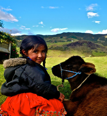 AMIGOS and United Airlines Announce Ninth Annual Latin America Photo Contest Winner. (PRNewsFoto/United Airlines)