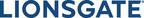Lionsgate logo.  (PRNewsFoto/Lionsgate)