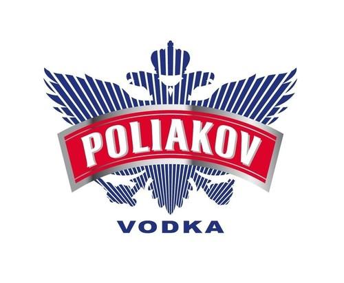 Vodka POLIAKOV logo (PRNewsFoto/LA MARTINIQUAISE)