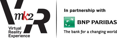 mk2 and BNP PARIBAS, in Partnership, Announce Europe's Largest, Full-time VR Facility - mk2 VR