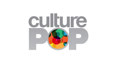 CulturePOP, a content service powered by Ovation.  (PRNewsFoto/Ovation)