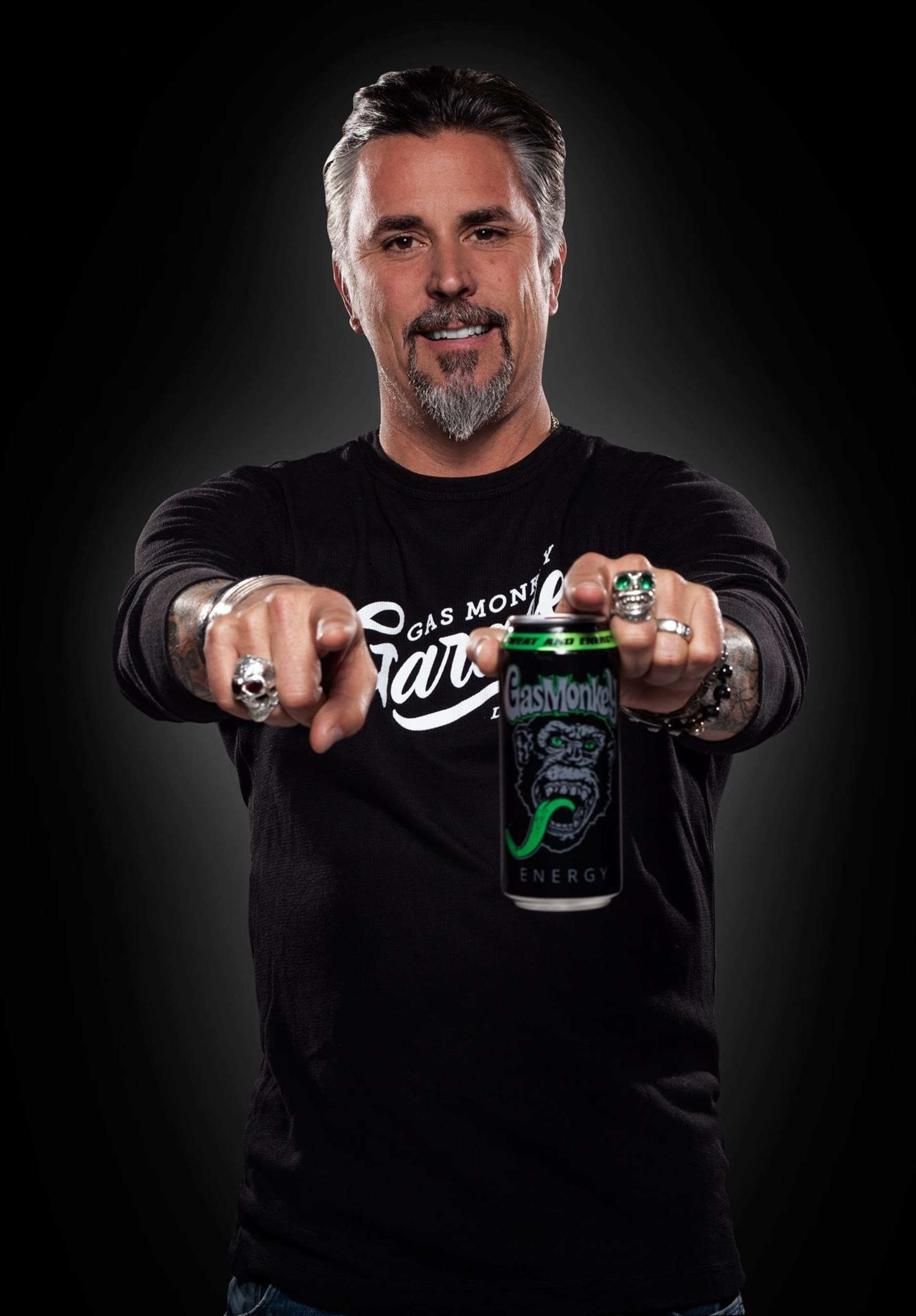 Dallas Automotive Mastermind Richard Rawlings to Co-Chair New Energy Drink Company