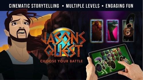 Genesis Gaming Announces Jason's Quest Video Slot Game (PRNewsFoto/Genesis Gaming) (PRNewsFoto/Genesis Gaming)