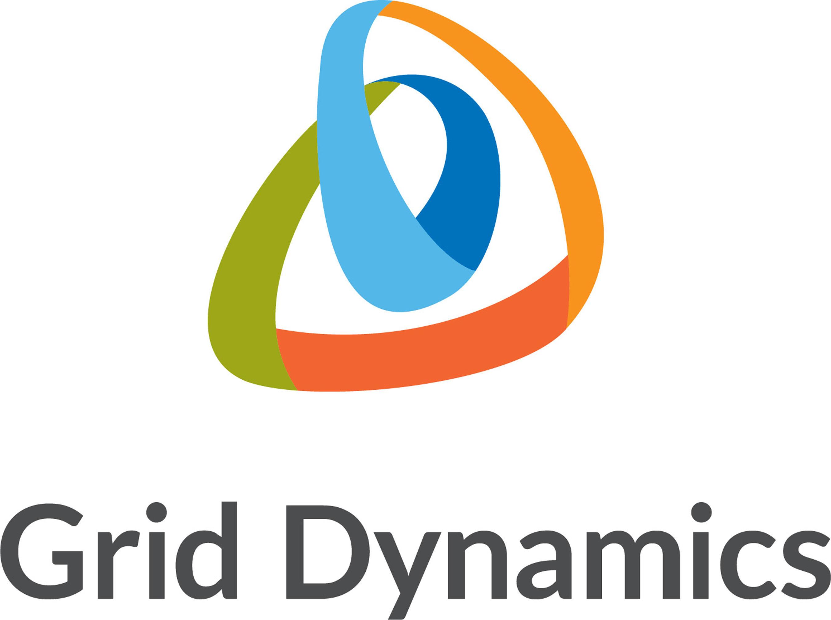 Grid Dynamics Logo.