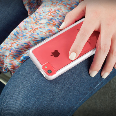 The Case-Mate Naked Tough Case for the iPhone 5c.  (PRNewsFoto/Case-Mate)