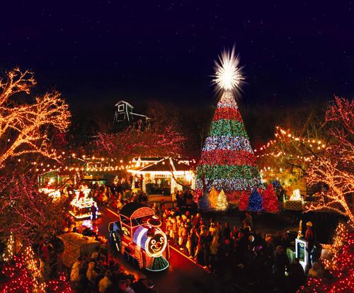 Branson's Ozark Mountain Christmas Begins Nov. 1