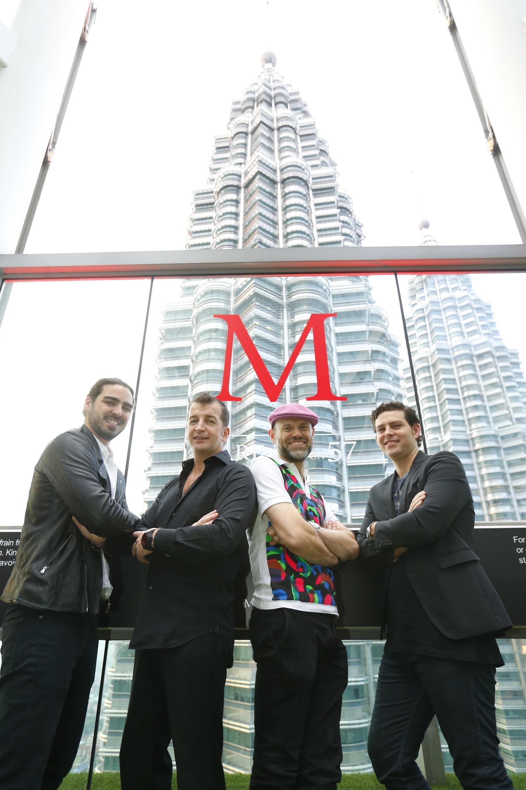 The Marini's Group feiert malaysischen Grand Prix mit Joey Negro und den Mambo Brothers