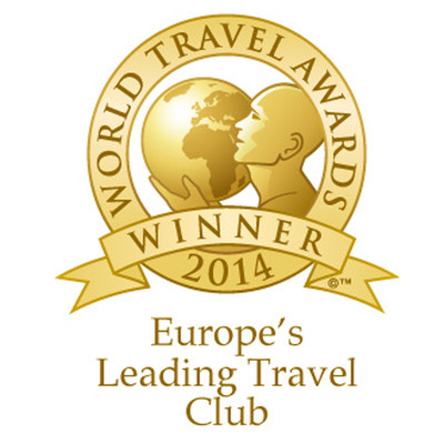 "DreamTrips Vacation Club Named ""Europe's Leading Travel Club"" at 2014 World Travel Awards European Ceremony"