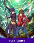 """""""Endride"""" Key Art Image. Courtesy of Funimation Entertainment."""