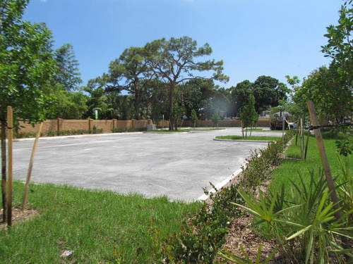 The City of Wilton Manors Unveils New 42-space Parking Lot (PRNewsFoto/City of Wilton Manors)