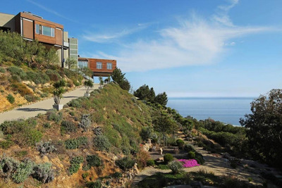 Auction May 17th of Malibu, CA Compound by Concierge Auctions TrancasAuction.com.  (PRNewsFoto/Concierge Auctions)