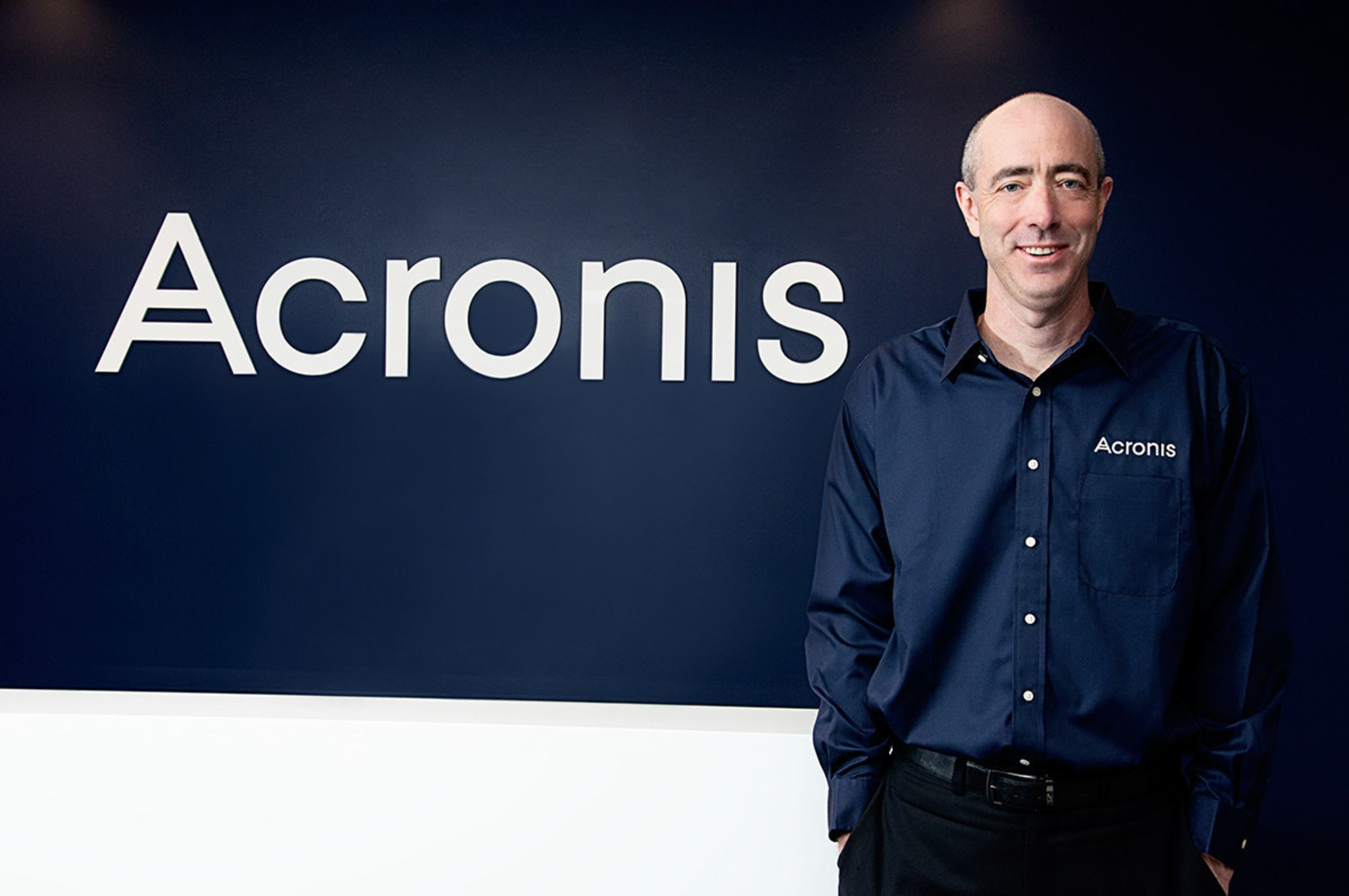 Mike Chadwick, VP of Engineering and Cloud Operations to Drive Hyper Growth of Acronis Hybrid Cloud Data Protection