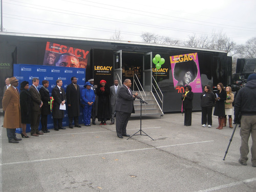 Howard University, in Collaboration with Bison Express, Presents American Legacy Magazine's 'Know