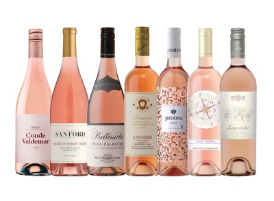 Terlato Wines Expands Portfolio with Six Exceptional Rose Wines