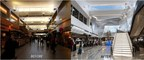 LAX Terminal 2 Before and After