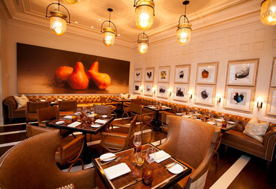 Hotel Jerome's new signature restaurant, Prospect.  (PRNewsFoto/Auberge Resorts)