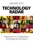 The newest edition of Technology Radar is out. ThoughtWorks.com/Radar.  (PRNewsFoto/ThoughtWorks)