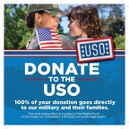 Throughout July 19, customers may support the USO by donating their spare change in the canisters located in their neighborhood Ralphs supermarket.
