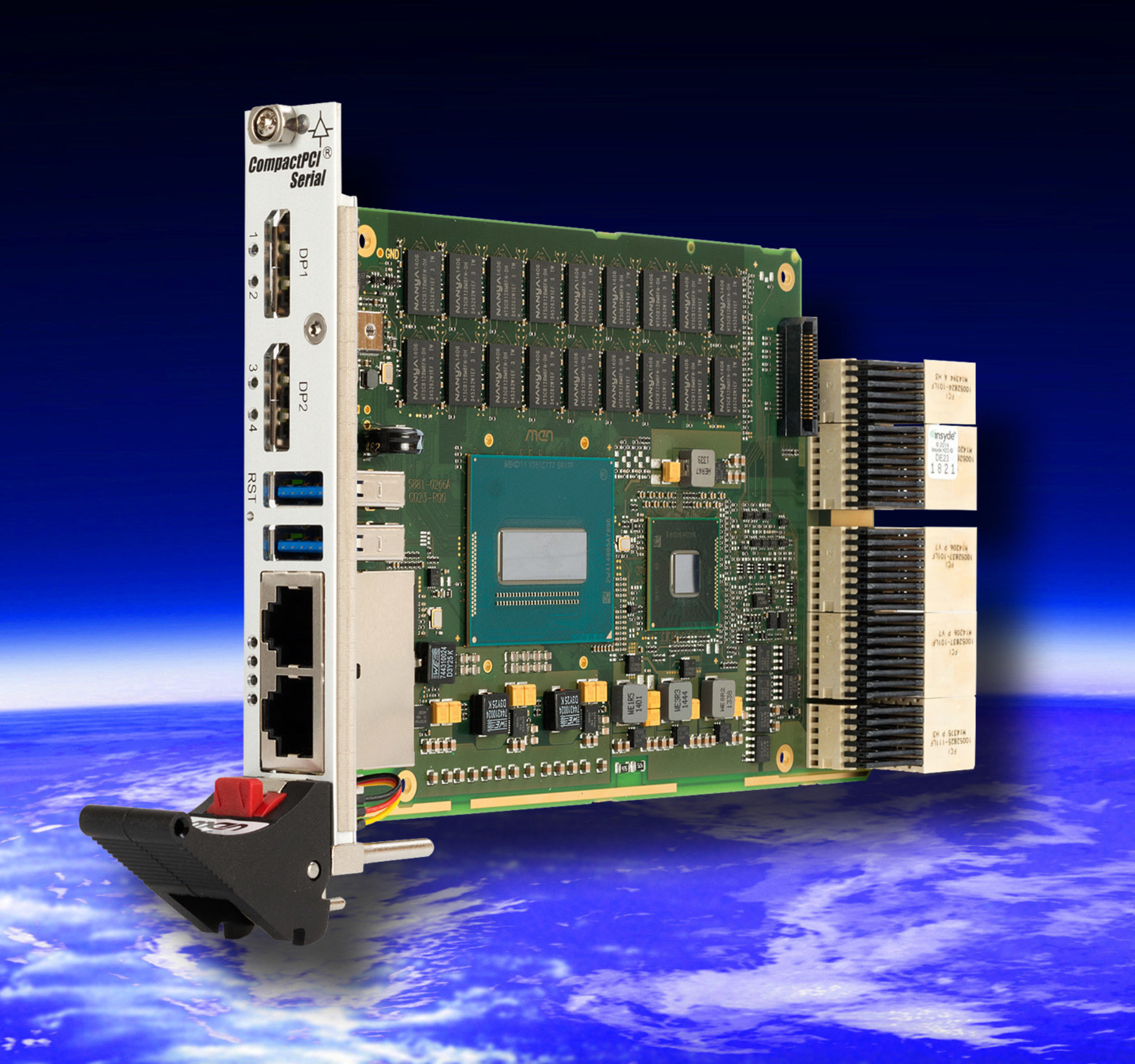 CompactPCI Serial Headed Into Orbit with New PICMG Working Group