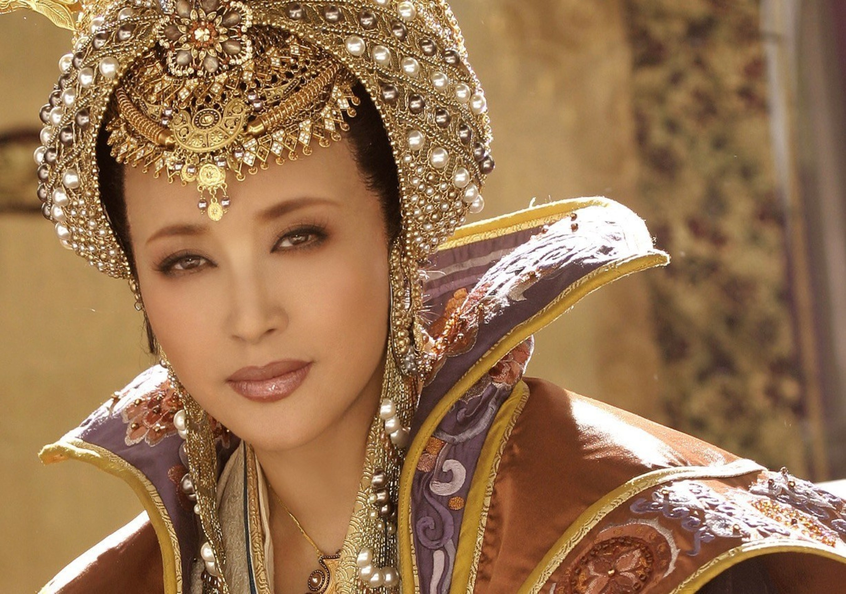 """Actress Xiaoqing Liu set to star in, """"Empress,"""" a new series by Executive Producer of Game of Thrones."""