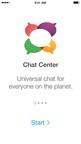Free Chat Planet Wide. (PRNewsFoto/just.me 2014 Inc)