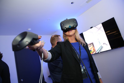 Coates Group Is Industry's First To Deploy B2B Virtual Reality Tool, Changing The Way Brands Develop New Solutions. Not just for fun and games, VR offers an efficient and captivating business planning tool.