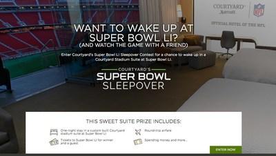 MARRIOTT KICKS OFF SIXTH YEAR OF NFL PARTNERSHIP, ENSURING GUESTS CAN EAT, SLEEP, AND BREATHE FOOTBALL THIS SEASON