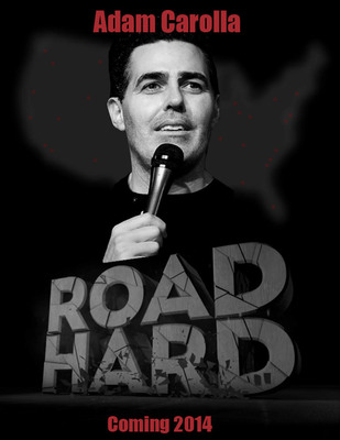 Adam Carolla raises funds on FundAnything.com for his movie ROAD HARD