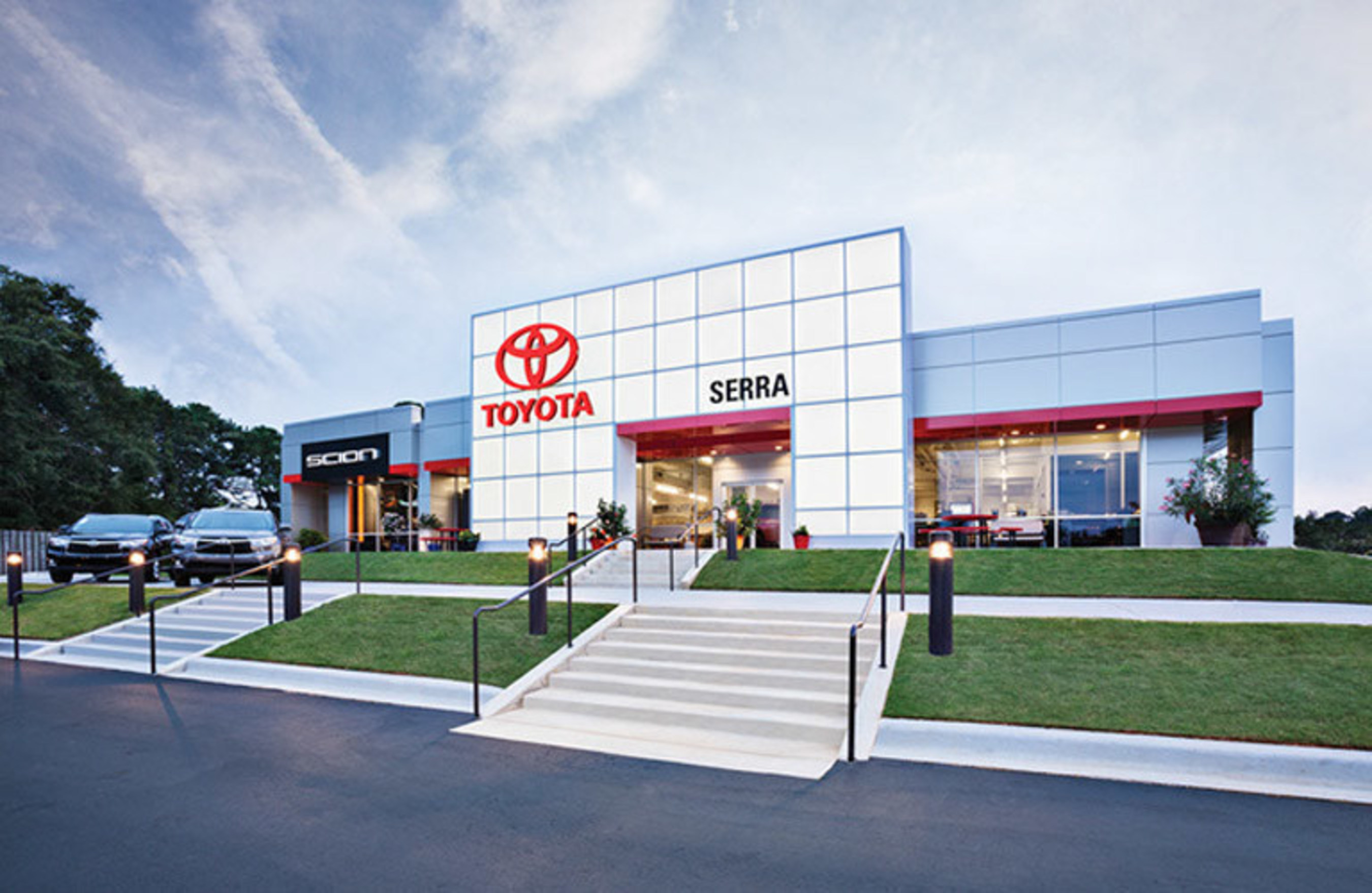 Serra Toyota invites all to attend Grand Opening Ceremony