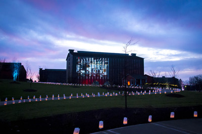 Jim beam bourbon transforms historic rackhouse into for Jim s dog house