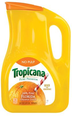Tropicana Pure Premium 89 oz.  (PRNewsFoto/PepsiCo)