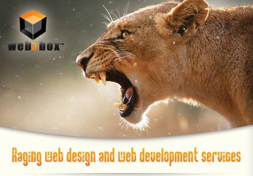 Web design and web development services.  (PRNewsFoto/Web Hosting Reviews)