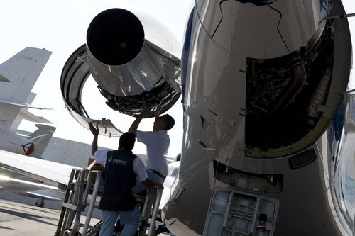 Dassault Falcon Authorized Service Center to Open in Moscow in 2013
