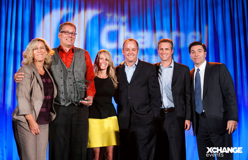 XChange Events' NexTI XCellence Award Winners Announced.  (PRNewsFoto/The Channel Company)