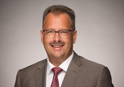 Mr. Michael Gutowski, the new CEO of Falcon Technologies International