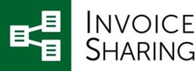 InvoiceSharing logo.  (PRNewsFoto/InvoiceSharing)