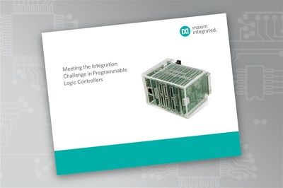 Maxim Integrated White Paper: Meeting the Integration Challenge in Programmable Logic Controllers