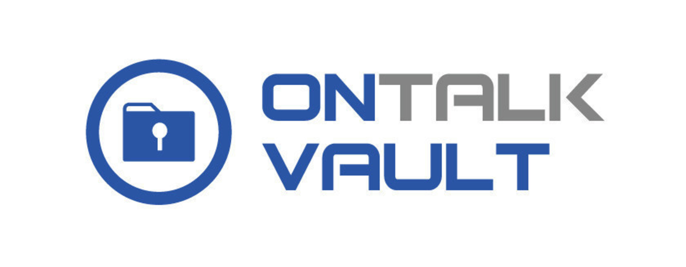 TreeBox Solutions' OnTalk Vault -- The Secure Digital Safe for Enterprise Mobility Logo