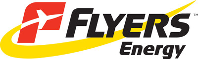Flyers Energy offers commercial fueling at 230,000 locations nationwide as well as franchising the Flyers fuel brand and distributing wholesale and branded retail fuel, commercial lubricants, renewable fuels and solar power in the United States. (PRNewsFoto/Flyers Energy, LLC)