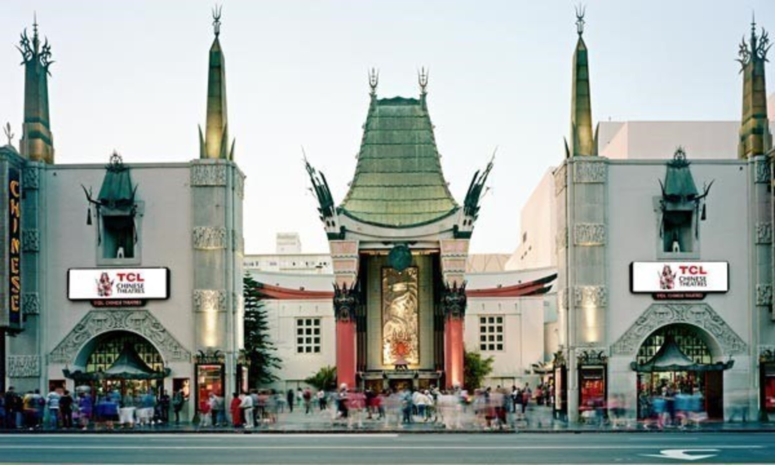 TCL Square Opens at the TCL Hollywood Chinese Theatre