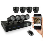 AMCREST.COM OFFERS 1080P WITH NEW HDCVI TECHNOLOGY, 4TB DVR SECURITY CAMERA SYSTEM w/ 4x2.1MP BULLET CAMERAS & 4X2.1MP DOME CAMERAS. EASY QR CODE SET UP/VGA & HDMI OUTPUT/WEB & SMARTPHONE REMOTE VIEWING. MORE SECURE THAN IP. SAME DAY SHIPPING, 30-DAY MONEY BACK RETURN POLICY AND WARRANTY REPLACEMENT PROCESS ALL BASED OUT OF THE US. ONLINE SUPPORT TOOLS AND TECHNICAL TEAM AVAILABLE.AMCREST - SIMPLE, RELIABLE, SECURE.