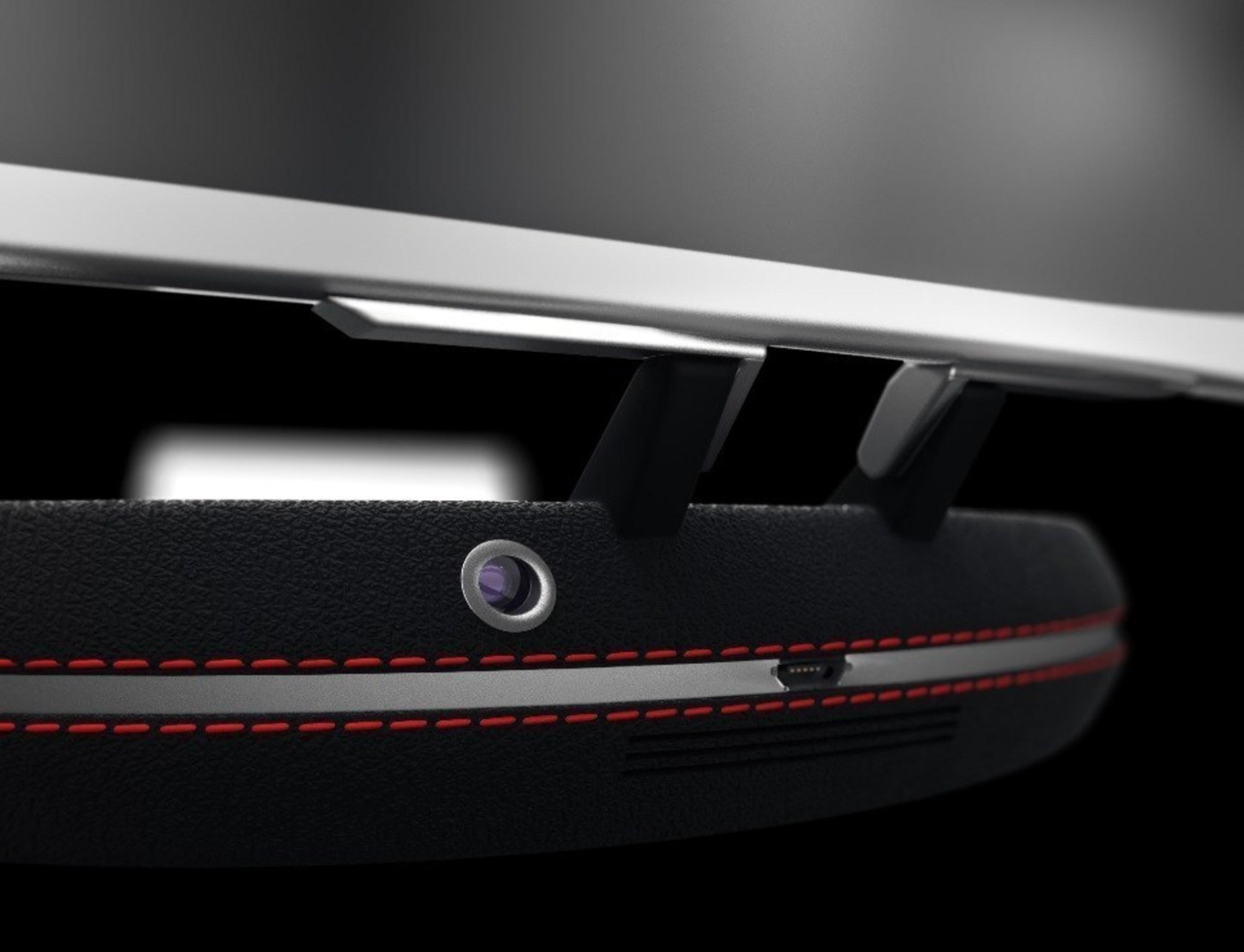 HeadsUP! Road facing camera utilizes Computer Vision