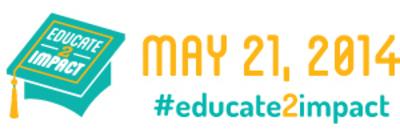 educate2impact Logo (PRNewsFoto/Point Foundation)