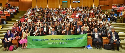 ICRSF 2016 brings together the world's top colorectal surgeons and experts
