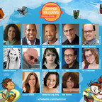 "To encourage kids to ""Power Up and Read"" throughout the summer, 13 favorite children's authors have written original short stories that kids can unlock as rewards in this year's Scholastic Summer Reading Challenge. Children and families can sign up for the Scholastic Summer Reading Challenge starting May 4, 2015 at www.scholastic.com/summer"