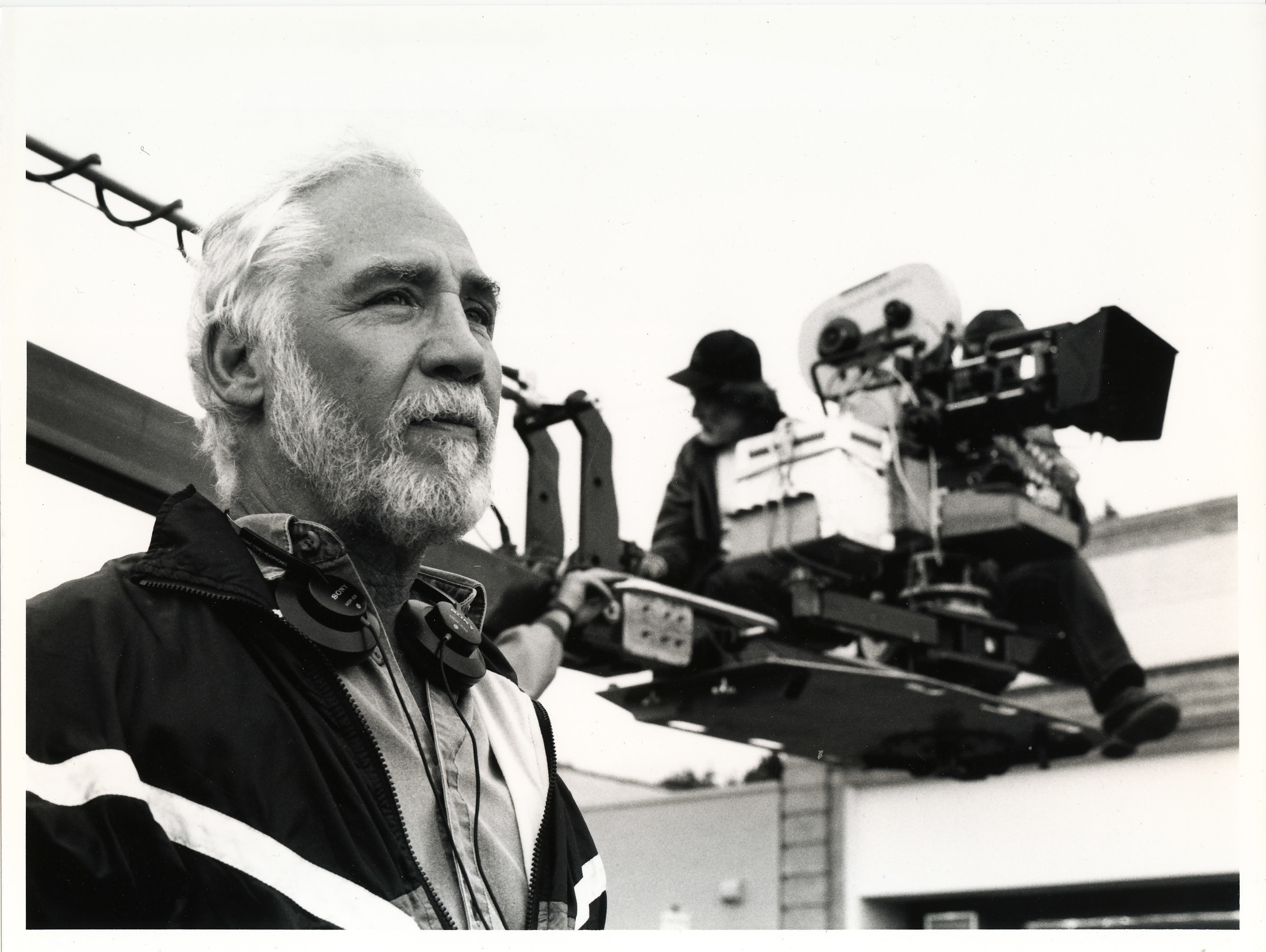Legendary Filmmaker Robert M. Young (91) Suffers a Stroke, Receives IPA's Auteur Award, and he's NOT DONE YET!