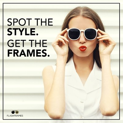 The inspirational photo uploaded can come from anywhere - from a photo of a stranger with stylish shades on the street, to a paparazzi shot of a popular fashionista in her new shades. All it takes to find that fantasy pair of sunglasses is a photo.